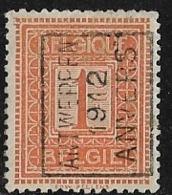 Antwerpen 1912 Nr. 1977Azz - Precancels