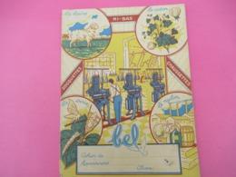 Protège-Cahier/Vêtement/ Soquettes Chaussettes BEL / Laine - Coton-Nylon-Soie/ /Vers 1950  CAH220 - Textile & Clothing