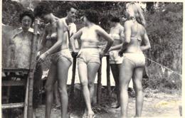 CPA / PHOTO NU - Nus Adultes (< 1960)