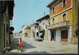 PIEMONTE - S. GERMANO VERCELLESE - CORSO MATTEOTTI - VIAGGIATA 1979 - Italie
