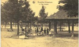 SCHAERBEEK  Le Parc Josaphat. - Schaerbeek - Schaarbeek