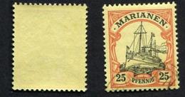 Allemagne, Colonie Allemande, Mariannes, Marianen, N°11 Oblitéré, Qualité Très Beau - Colonie: Mariannes