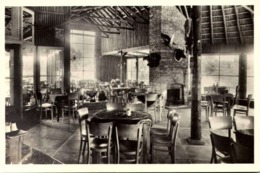 De Steeg Interieur Café Restaurant Paviljoen De Posbank /  LOT  1002 - Pays-Bas
