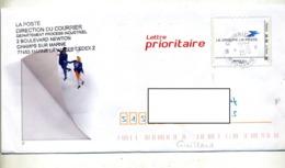 Pap Groupe Poste Cachet Direction Du Courrier  Sans Lieu - Prêts-à-poster:  Autres (1995-...)