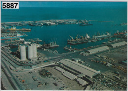 Vue Aerienne Du Port De Koweit City - View Of Kuwait City Port - Kuwait