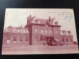 Denain La Gare - Cartes Postales