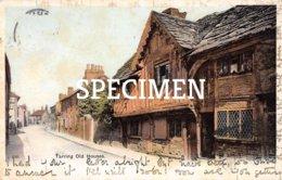 Tarring Old Houses - Worthing