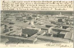 Cpa TOZEUR - 1912 - Panorama N° 20 LL - Túnez