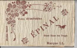 CARNET  De  22  Vues,  Dont  7  Animées  De  EPINAL  (88)   //   TBE - Epinal