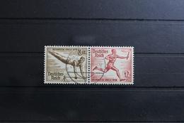 Deutsches Reich Zd W107 Gestempelt Zusammendrucke #RL535 - Zusammendrucke