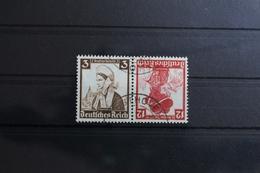 Deutsches Reich Zd K26 Gestempelt Zusammendrucke #RL624 - Zusammendrucke
