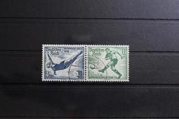 Deutsches Reich Zd W103 Gestempelt Zusammendrucke #RL544 - Zusammendrucke
