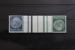 Deutsches Reich Zd KZ36 ** Postfrisch Zusammendrucke #RL844 - Zusammendrucke