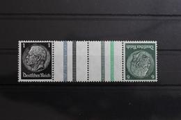 Deutsches Reich Zd KZ35 ** Postfrisch Zusammendrucke #RL853 - Zusammendrucke