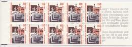 PIA-GER-2000-Libretto Da 11,00 DM - Ponte In Pietra Di Regensburg   - (Yv C 1973b ) - [7] Repubblica Federale