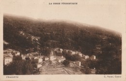 C2-20) FRASSETO (LA CORSE TOURISTIQUE) C. PERRETI , CAMPO - (2 SCANS) - France