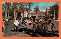 A722 / 079 MADAGASCAR Tamatave Danseuses Folkloriques Avenue De La Libération - Madagascar