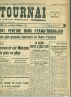 Journal Belgique ' Mons - Tournai  ' Authentique 29.10.1941 - Zeitungen