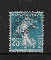 France Préos De 1922/47 N°56   Neufs * * Cote 32€ - Préoblitérés