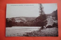 CPA 12 AVEYRON ENTRAYGUES SUR TRUYERE. La Truyère Au Moulinet. - Autres Communes