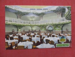Arbor Dining Room  Hotel Buffalo    New York > Buffalo   Ref   3597 - Buffalo