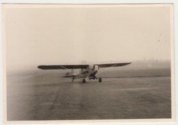 Photo Réelle - Avion - Cachet Au Dos - Ausrüstung