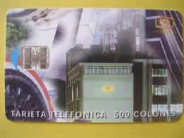 Télécarte De Costa Rica - Costa Rica