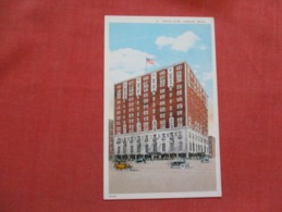 Hotel Olds  Michigan > Lansing      Ref   3597 - Lansing