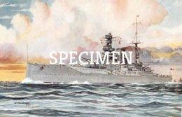 HMS Barham - Guerre