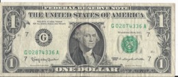 Stati Uniti/United States - 1 One Dollar  1963 - P.443a - Billetes De La Reserva Federal (1928-...)