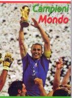 ITALIA     Folder  ITALIA   Camp. Del Mondo 2006   Vedere 4 Foto  Finale  Berlino  9- 7 - 2006 - 1946-.. République