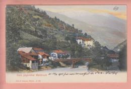 OLD  POSTCARD -   ITALY - ITALIEN - STARZ GENUEBER WAIDBRUCK - 1900'S - Bolzano (Bozen)