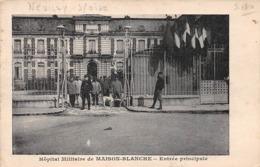 60 - N°150602 - Neuilly-sur-oise - Hôpital Militaire De Maison-blanche - Entrée Principale - Autres Communes