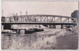 La Bassée - Le Pont - Péniche Congo - Wagon Sur Rail - Canal - Halage - Frankreich