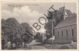 Postkaart/ Carte Postale - SMUID /Poix-Saint-Hubert - Vallée De La Lhomme; Le Centre Du Village (O839) - Libin