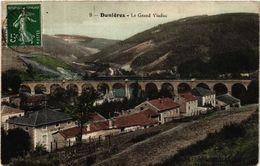 CPA DUNIERES - Le Grand Viaduc (585277) - Frankreich