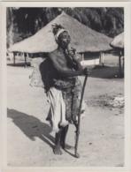 28739g CONGO BELGE - TSHIBATA - TYPE BALUBA - Photo De Presse - Ethnographique -C. Lamote - 24x18c - Afrique