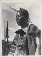 28740g CONGO BELGE - BIKORO - TYPE EKONDA - Photo De Presse - Ethnographique -C. Lamote - 24x18c - Afrika