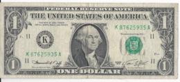 Stati Uniti/United States - 1 One Dollar  1974 - P.455 - Federal Reserve Notes (1928-...)