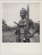 28751g CONGO BELGE - MOMBOYO - BULUKUTU - TRESSES ETEKE - Photo De Presse - Ethnographique -Dandoy - 24x18c - Afrique