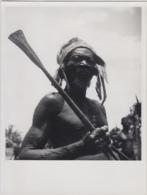 "28752g CONGO BELGE - KUNDU - NOTABLE ""KUMU"" - BOBANDA - Photo De Presse - Ethnographique -Dandoy - 24x18c - Afrika"