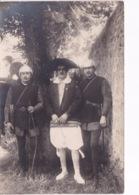BRETAGNE(TIR A L ARC) TYPE(LOIRE ATLANTIQUE) CARTE PHOTO - Tir à L'Arc