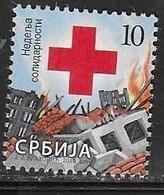 SERBIA, 2019, MNH, RED CROSS ,1v - Red Cross