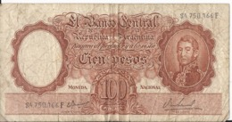 Argentina - 100 Pesos  - P.277 - Argentine
