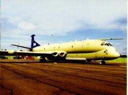 Royal Air Force Nimrod 206 Birmingham Airport Airshow MR.2 Military Aircraft Avions - Elicotteri