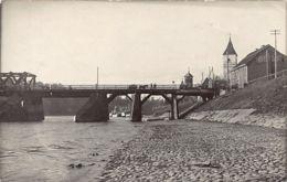 KAUNAS - Bridge By The River - REAL PHOTO. - Litauen