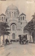 KAUNAS - The Orthodox Cathedral Peter And Paul - REAL PHOTO. - Lituanie