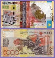 Kazakhstan 2006. 5000 KZT  Tenge.  On The Picture - Kazakhstán