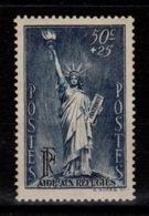 YV 352 N* Statue De La Liberte Cote 4 Euros - Unused Stamps