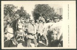 Guerre 1914.1918 Prisonniers Boches Sous Bonne Garde  Photo Canaple Remiremont Vosges - Remiremont